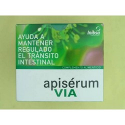 Apiserum Via 18 Viales 10 Ml