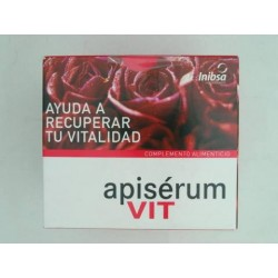 Apiserum Vitamina 18 Viales 10 Ml