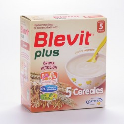Blevitamina Plus 5 Cereales Bifi 600 G