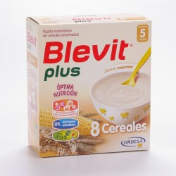 Blevitamina Plus 8 Cereales 600G