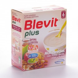 Blevitamina Plus Multic Frut Sec Miel Fru 600G