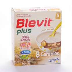 Blevitamina Plus Superfibra 8 Cereales 600 G