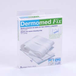 Tiras Dermomed Fix Tira 75X8 Blanco