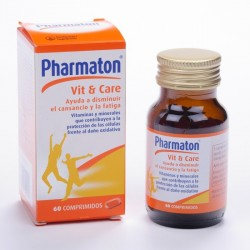 Pharmaton Vit & Care 60 Comp