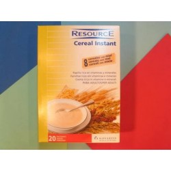 Resource 8 Cereales Miel Instant 600 G