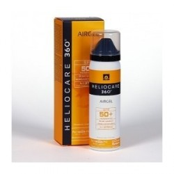Heliocare 360º F50+ Airgel Cuerpo 200 Ml