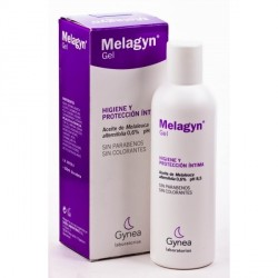 Melagyn Gel Higiene Intima Infant 200 Ml