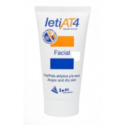 Leti At 4 Facial Crema 100 Ml
